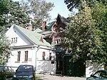 Vasnetsov House facade