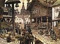 Vasnetsov Na krestze Kitay Goroda 1902.jpg