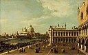 Венеция.  Моло с Санта-Мария-делла-Салюте