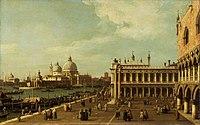 Venice. The Molo with Santa Maria della Salute.jpg