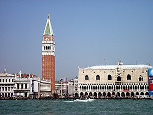Venice Piazza San Marco, Doge's Palace.jpg