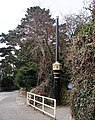 Ventilation Pipe, Poltair Road, St Austell - geograph.org.uk - 1756586.jpg