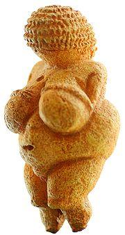 Von Willendorf venus statue, circa 24,000 bce