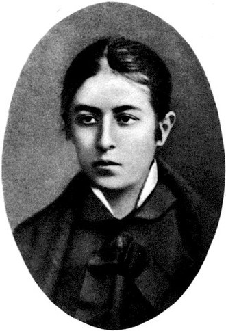 Vera Figner - Vera Figner circa 1880