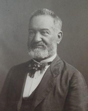 Louis Veuillot - Veuillot, by Nadar, 1873.