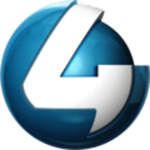 Viasat 4 - Image: Viasat 4 logo 120