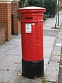 Victorian postbox, Parliament Hill - Tanza Road, NW3 - geograph.org.uk - 1057126.jpg