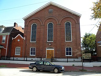 Manchester (Pittsburgh) - Image: Victory Baptist Church Pittsburgh