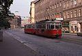 Vienna tram type L on line 5 in the Alserbachstrasse 1976.jpg