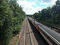 View from Greenwood-Folly Farm Bridge towards New Barnet (2).jpg