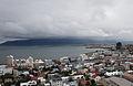 View from Hallgrimskirkja towards the Esja.jpg