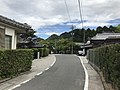 View near former residence of Ito Hirobumi.jpg