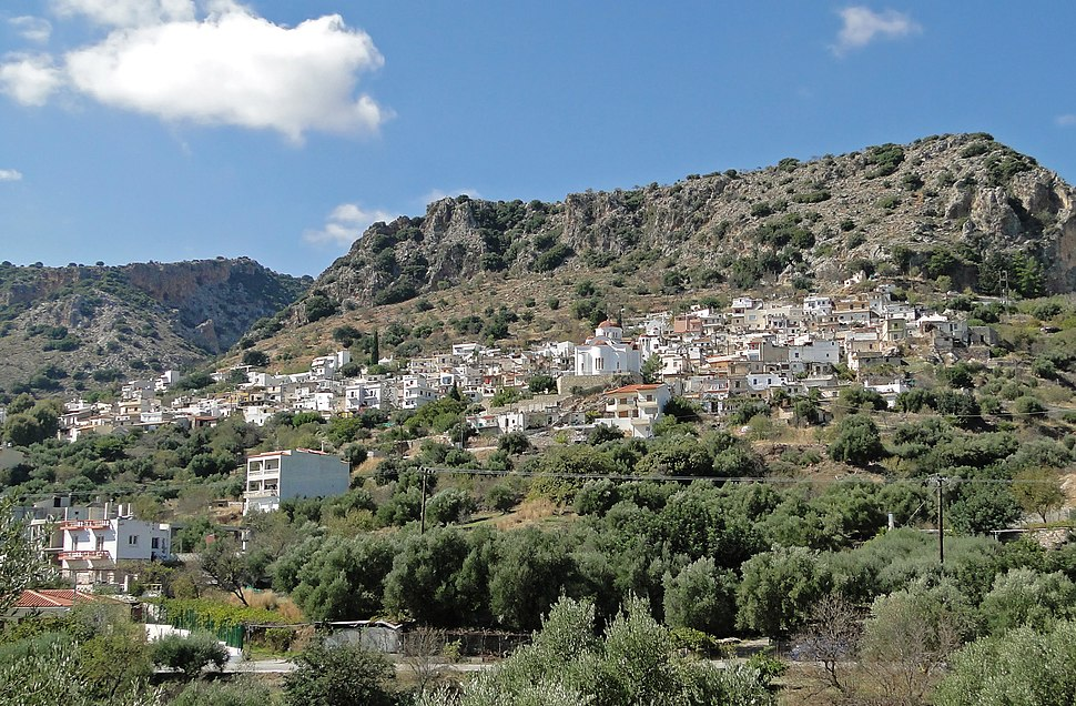 View of Kritsa
