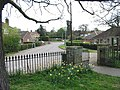 View of St Mary's Close from Wroxham churchyard - geograph.org.uk - 402584.jpg