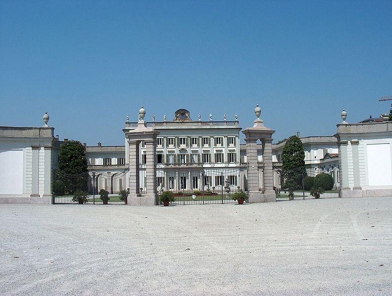 Villa D Adda Caccia Al Tasso