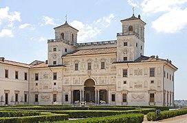 Villa m dicis wikip dia for Jardin villa medicis rome