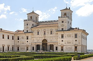 Prix de Rome - The Villa Medici as it looks today.