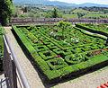 Villa corsini di mezzomonte, giardino all'italiana, terrazza superiore 05.JPG