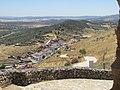 Village of Reina, Badajoz, Extremadura, Spain. 22 July 2016.JPG
