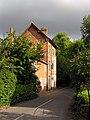 Village street, Woolstone - geograph.org.uk - 504802.jpg