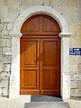 Villamblard église portail.JPG