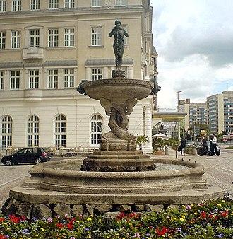 Max Unger (sculptor) - Villersbrunnen, Leipzig