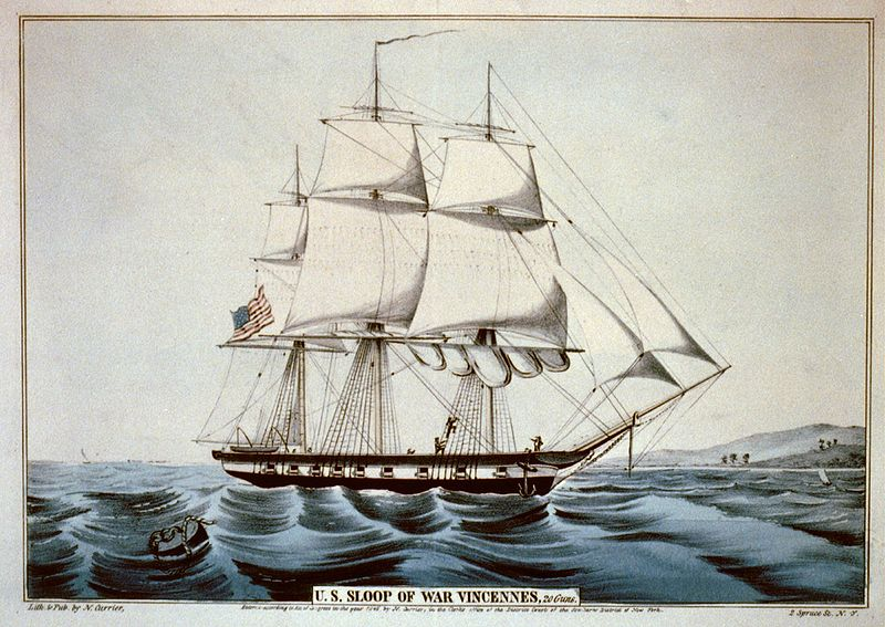 https://upload.wikimedia.org/wikipedia/commons/thumb/5/50/Vincennes-sloop-Currier-Ives.jpeg/800px-Vincennes-sloop-Currier-Ives.jpeg