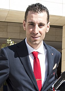 Vincenzo Nibali Italian road racing cyclist