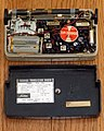 Vintage Toshiba Transistor Radio (Chassis View), Model 8TM-294 (The Checkerboard), AM Band, 8 Transistors, Tokyo Shibaura Electric Company, Made In Japan, Circa 1959 (48766076216).jpg
