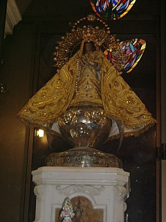 Our Lady of Charity patroness of Cuba