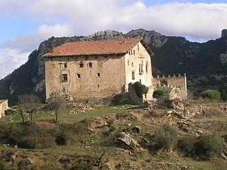 Herbés - Image: Vista castillo Herbés