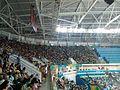 Vista de uma das arquibancadas da Arena carioca durante competição nas Paraolimpíadas.jpg