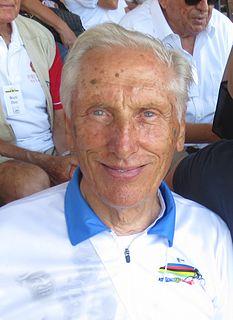 Vito Favero Italian cyclist