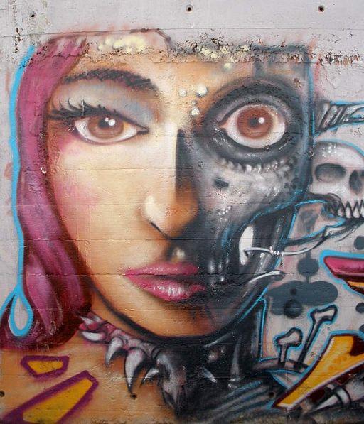 Vitoria - Graffiti & Murals 0524