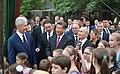 Vladimir Putin and Xi Jinping (2019-06-05) 57.jpg