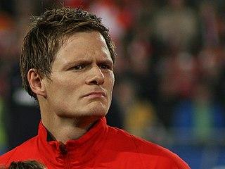 Johann Vogel Swiss footballer