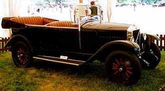 Volvo Cars - Volvo ÖV4 touring 1927
