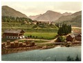 Vorderriss, general view, Upper Bavaria, Germany-LCCN2002696302.tif