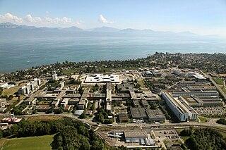 Lausanne campus university campus in Lausanne, Switzerland