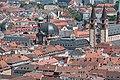Würzburg, Neumünster, Dom, Ansicht von der Festung Marienberg 20170624 001.jpg