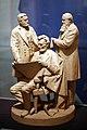 WLA brooklynmuseum John Rogers-The Council of War.jpg