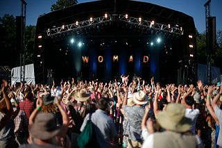 World of Music, Arts and Dance