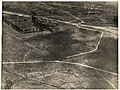 WW1 Aerial photograph - Wartburg Trench near the Canal du Nord.JPG