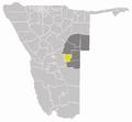 Wahlkreis Gobabis in Omaheke.png