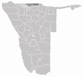 Wahlkreis Ongenga in Ohangwena.png