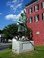 Walden McKinley statue.JPG