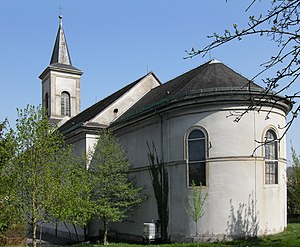 Walheim, Haut-Rhin - Image: Walheim, Eglise Saint Martin 2