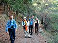 Walking on the ancient road. Visit www.goceklife.com for details - panoramio.jpg