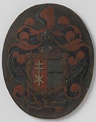 Wapenbord met het wapen van de familie Snoeck (Amsterdam)
