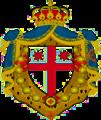 Wappen 1 - Sacro Ordine Dinastico, Militare e Ospedaliero della Milizia di Gesù Cristo e di Santa Maria Gloriosa.png